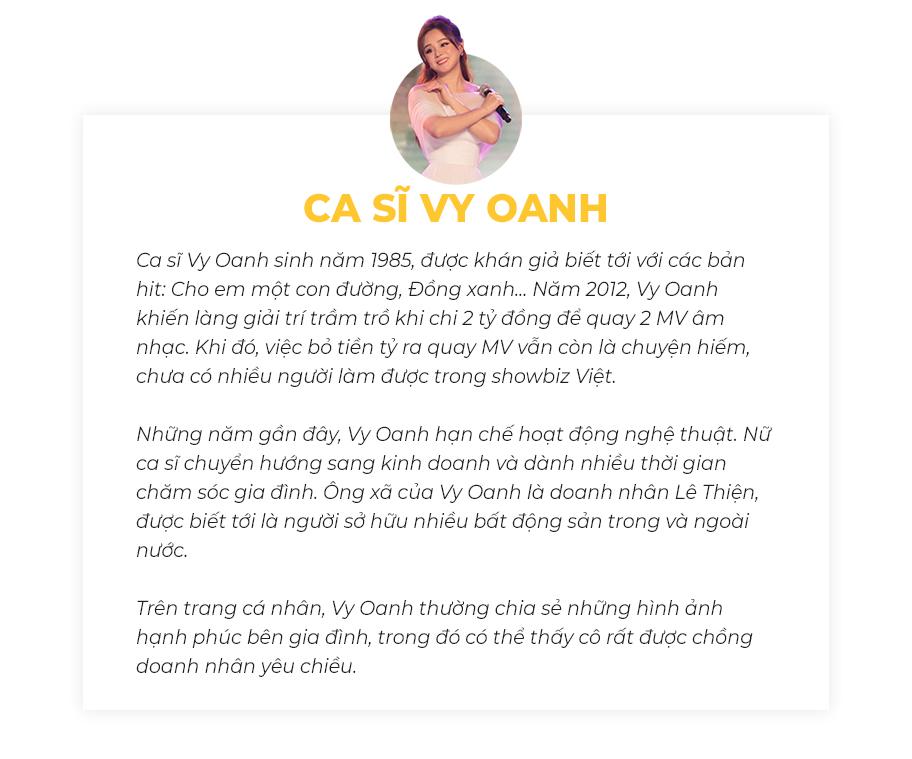 """Ca sĩ Vy Oanh: """"Tôi độc lập về tài chính với chồng đại gia"""" - Ảnh 2"""