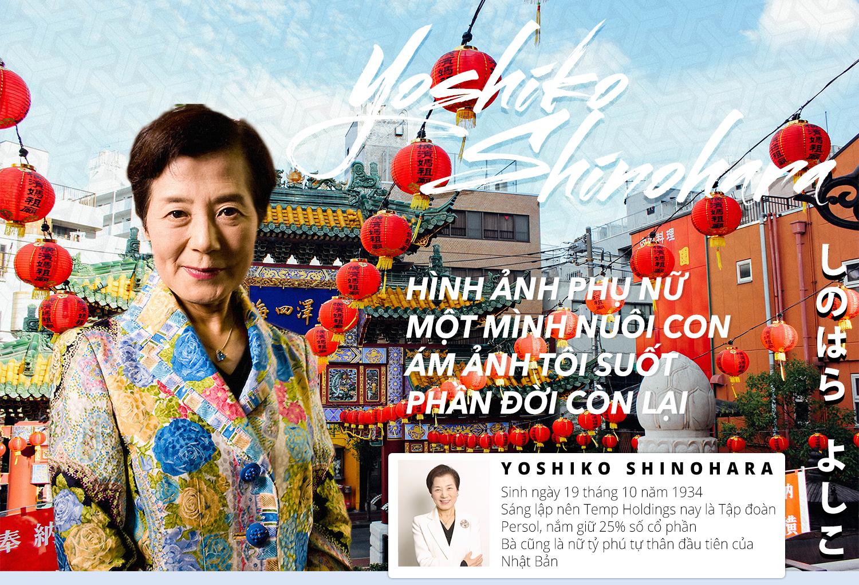 Nữ tỷ phú đầu tiên của Nhật Bản: Hình ảnh người phụ nữ một mình nuôi con ám ảnh tôi suốt phần đời còn lại - Ảnh 1