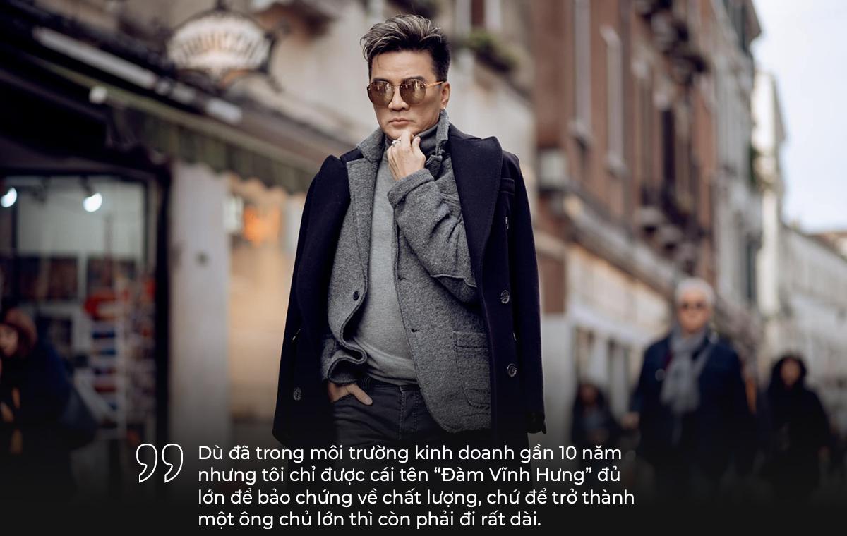 """Đàm Vĩnh Hưng: """"Ngay cả Jack Ma, Angela Baby cũng livestream bán hàng, thì tôi không thể ngồi 'rung đùi' chảnh choẹ"""" - Ảnh 4"""