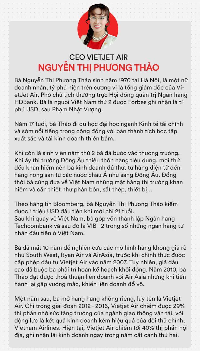 Tỷ phú Vietjet Nguyễn Thị Phương Thảo: Phụ nữ hãy cứ cố gắng gấp 3 người thường! - Ảnh 12
