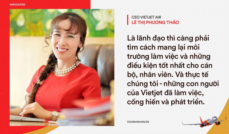 Tỷ phú Vietjet Nguyễn Thị Phương Thảo: Phụ nữ hãy cứ cố gắng gấp 3 người thường! - Ảnh 3