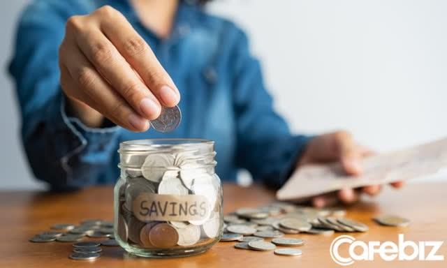 Hãy tiết kiệm một khoản tiền để đề phòng bất trắc.