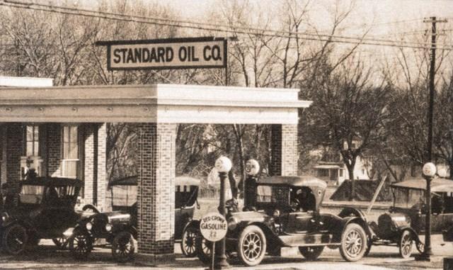 Standard Oil từng có thời điểm là công ty có lợi nhuận cao nhất thế giới.