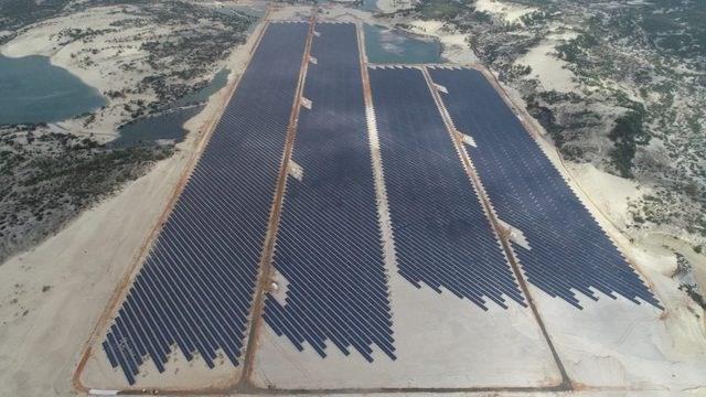 Bộ Công thương đề xuất danh sách 54 dự án điện mặt trời mới