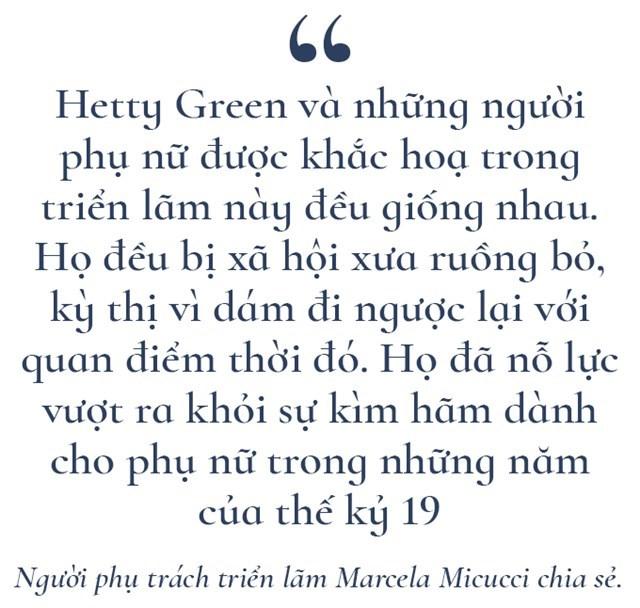 Hetty Green: Phù thủy phố Wall và câu chuyện về thói keo kiệt ít ai sánh bằng - Ảnh 12