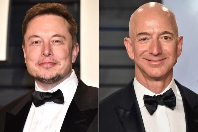 Tài sản bốc hơi 14 tỷ USD trong một ngày, tỷ phú Elon Musk mất ngôi giàu nhất thế giới - Ảnh 1