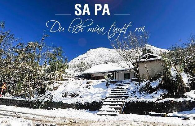 Các trải nghiệm tại bản làng được thay thế bằng việc chụp ảnh cùng tuyết nhằm thỏa mãn nhu cầu của du khách.