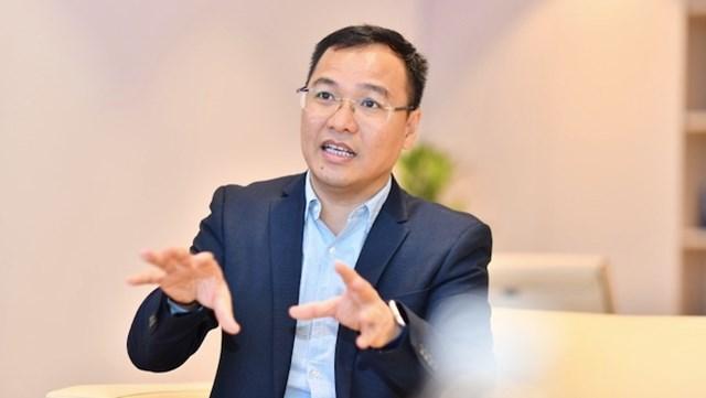 Ông Hồ Quỳnh Hưng, Chủ tịch HĐQT Công ty CP Bóng đèn Điện Quang (DQC)