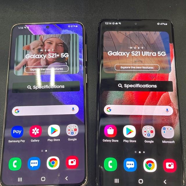 Galaxy S21 lộ diện toàn bộ - Ảnh 2