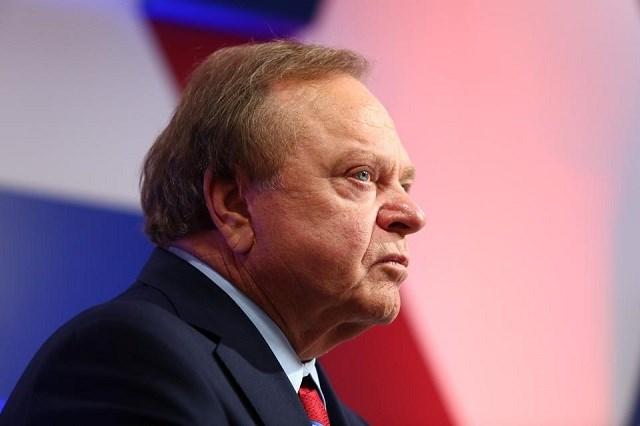 Harold Hamm, Chủ tịch kiêm CEO của nhà sản xuất dầu Continental Resources. Ảnh: Getty Images