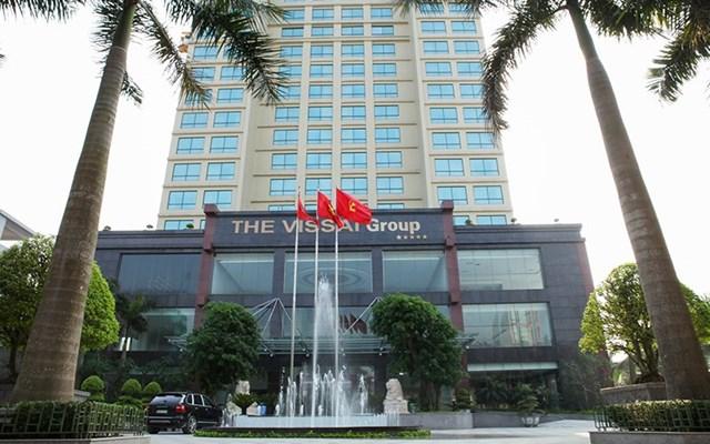 Khách sạn The Vissai Ninh Bình.