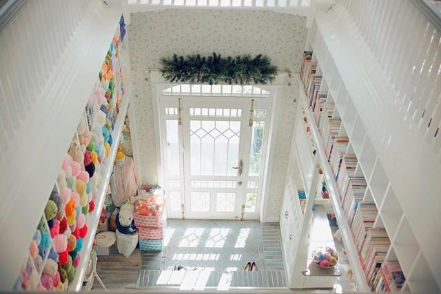 Ngôi nhà khiến nhiều người mê mẩn, trầm trồ vì quá đẹp.