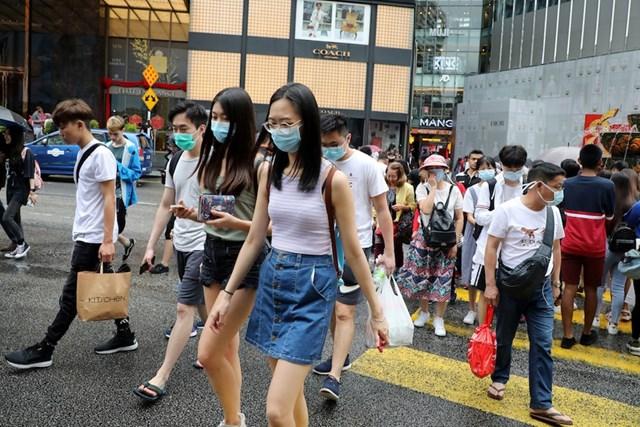 Nền kinh tế Trung Quốc tăng trưởng 2,3% trong năm 2020 vì ảnh hưởng của đại dịch.