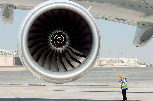 Động cơ của A380