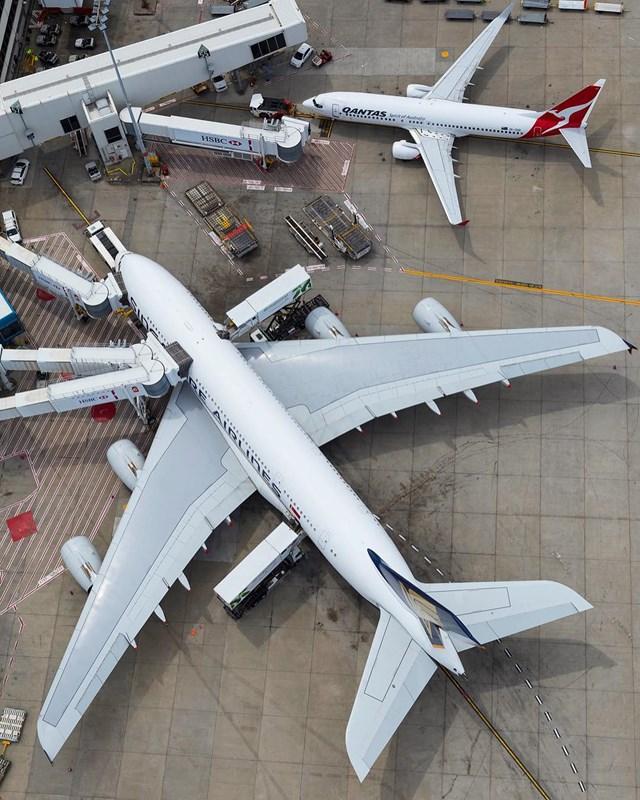 Máy bay chở khách lớn nhất thế giới trông thế nào? - Ảnh 3