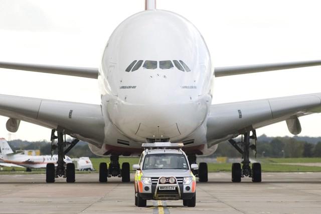 Máy bay chở khách lớn nhất thế giới trông thế nào? - Ảnh 1