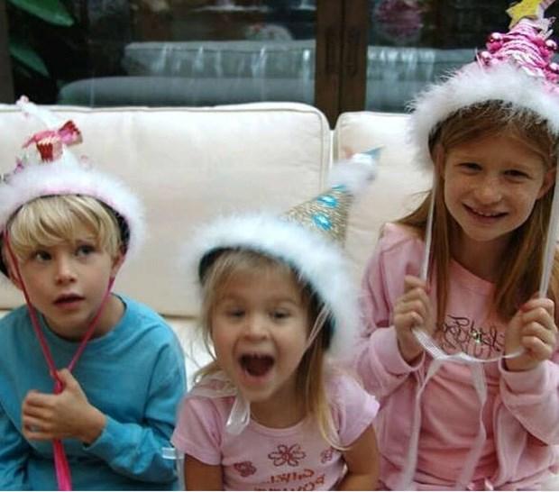 Hình ảnh ngày bé của 3 đứa con nhà Bill Gates