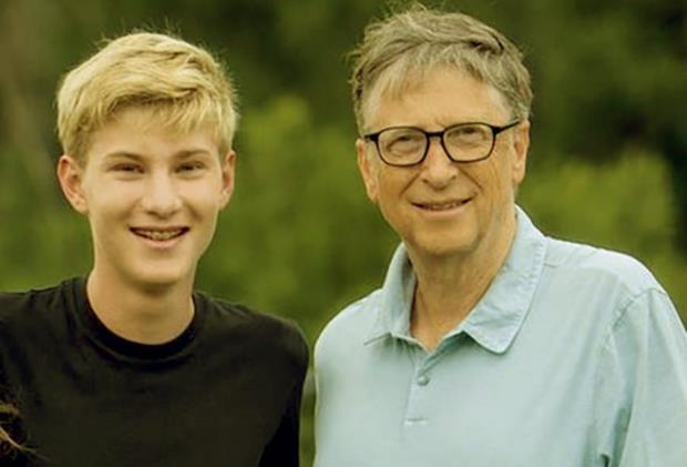 Con trai duy nhất ít được nhắc tới của tỷ phú Bill Gates: Cũng học IT nhưng không được thừa kế, sống cuộc đời khiêm tốn khác xa rich kid thường thấy - Ảnh 1