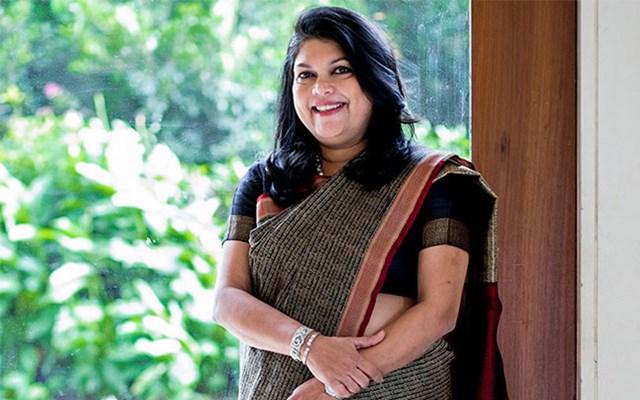 Con đường trở thành nữ tỷ phú tự thân giàu thứ hai Ấn Độ của một cựu nhân viên ngân hàng - Ảnh 1