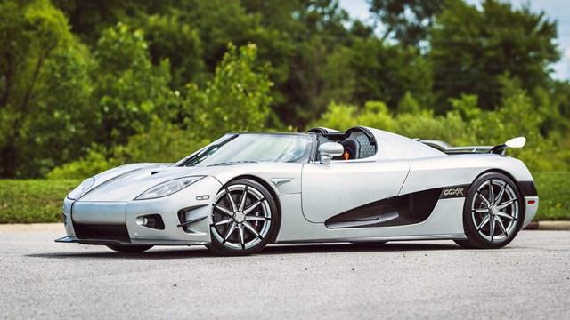 Đây là 10 siêu xe đắt nhất thế giới, có triệu USD bạn cũng chưa chắc mua được - Ảnh 4