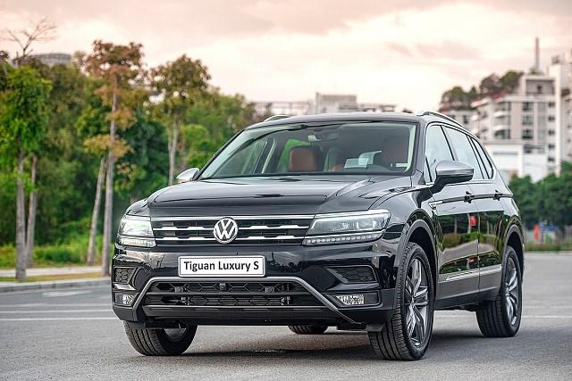 Tiguan Luxury S giá 1,899 tỷ đồng. Ảnh:Volkswagen Việt Nam
