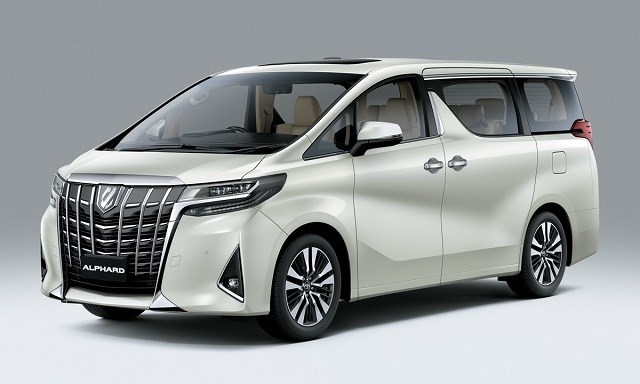 Alphard 2021 trang bị hệ thống an toàn Toyota Safety Sense. Ảnh:Toyota