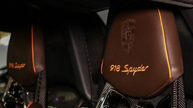 Siêu phẩm Porsche 918 Spyder chính thức có mặt tại Việt Nam - Ảnh 1