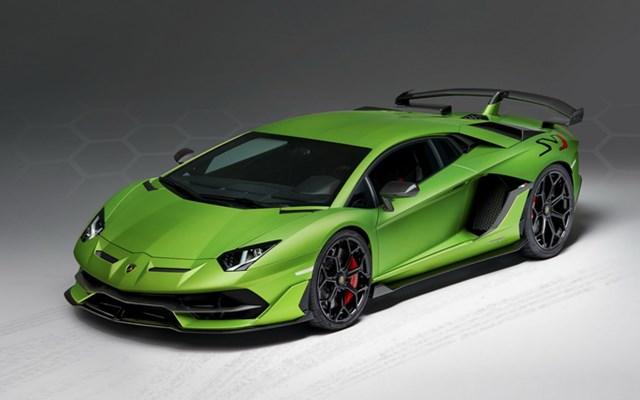 """""""Ma tốc độ"""" kế nhiệm Lamborghini Aventador sắp ra mắt - Ảnh 1"""