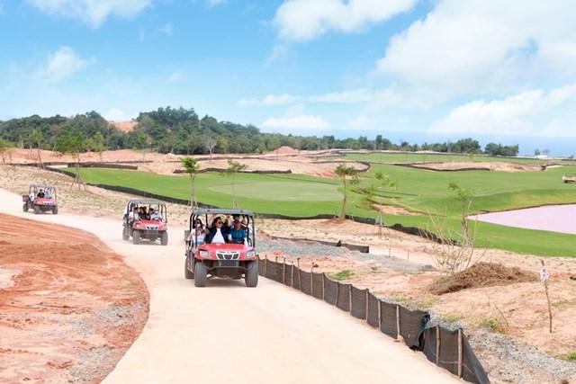 """NovaWorld Phan Thiet được Novaland định hướng xây dựng theo mô hình """"siêu thành phố biển - du lịch - sức khỏe"""" đẳng cấp quốc tế."""