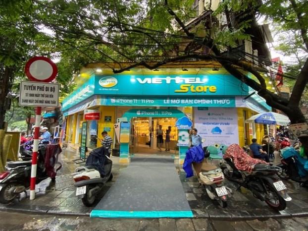 Viettel Store là một đơn vị uy tín, đã có trên 10 năm kinh doanh trên thị trường bán lẻ
