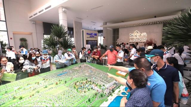 Dự án NovaWorld Phan Thiet với quy mô 1.000 ha được rất nhiều nhà đầu tư quan tâm tại sự kiện vào tháng 3 vừa qua.