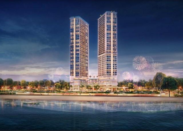 """The Ruby Hạ Long, sự cộng hưởng hoàn hảo của thiết kế """"căn hộ + 1"""" và vị trí ven vịnh biển để khai thác second home."""