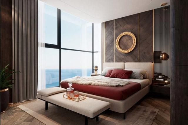 Tăng cường lợi nhuận trong khai thác lưu trú, cung cấp chỗ dựa tài chính hiệu quả, căn hộ 1PN+1, 2PN+1 tại The Ruby Hạ Long mở ra cơ hội sinh lời ưu việt.