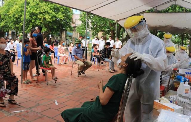 Bắc Ninh: Nới lỏng biện pháp phòng, chống dịch tại một số phường - Ảnh 1