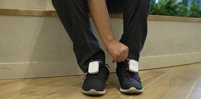 """Nhật sáng chế hệ thống chỉ đường gắn vào giày, dùng chế độ """"rung, lắc"""" để nhắc người đi đúng hướng - Ảnh 3"""
