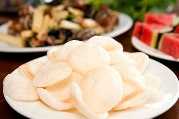 Khám phá sản vật miền nam Việt Nam (Kỳ 22): bánh pía Vũng Thơm, bánh phồng tôm Bãi Xàu, bánh cống Đại Tâm, cốm dẹp Sóc Trăng  - Ảnh 1