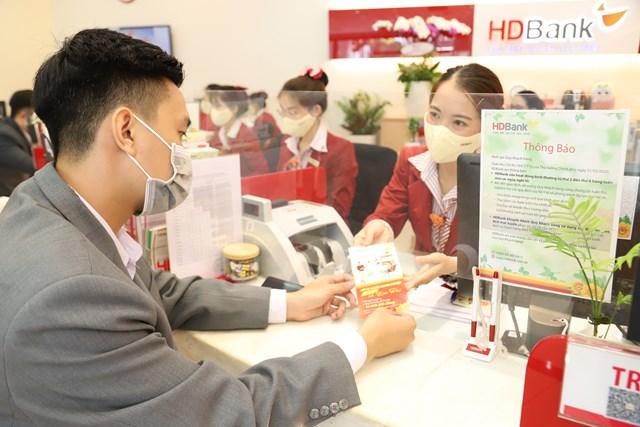 HDBank tăng vốn điều lệ lên hơn 20.000 tỷ đồng, chia cổ tức tỷ lệ 25% - Ảnh 1