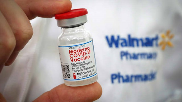 Mỹ hỗ trợ Việt Nam 2 triệu liều vắc xin Moderna - Ảnh 1