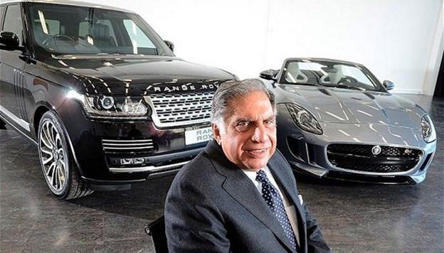 Land Rover nay thuộc sở hữu của Tata Motors