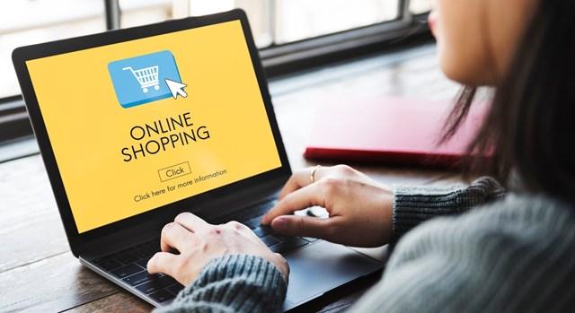 Hà Nội khuyến khích người tiêu dùng, hộ kinh doanh đẩy mạnh mua bán trực tuyến - Ảnh 1