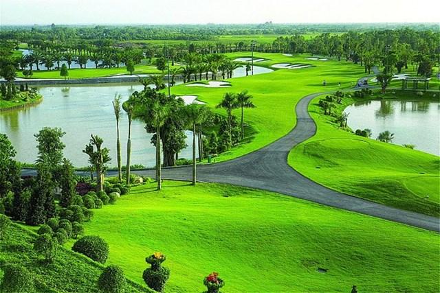 Bắc Giang điều chỉnh chi tiết quy hoạch dự án sân Golf và nghỉ dưỡng 148ha - Ảnh 1