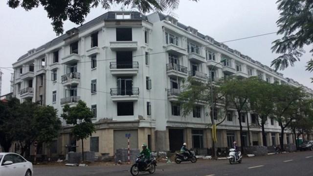 Dự án tổ hợp khách sạn, thương mại, văn phòng và nhà ở thấp tầng tại 107 đường Xuân La (quận Bắc Từ Liêm). Nguồn: Internet.