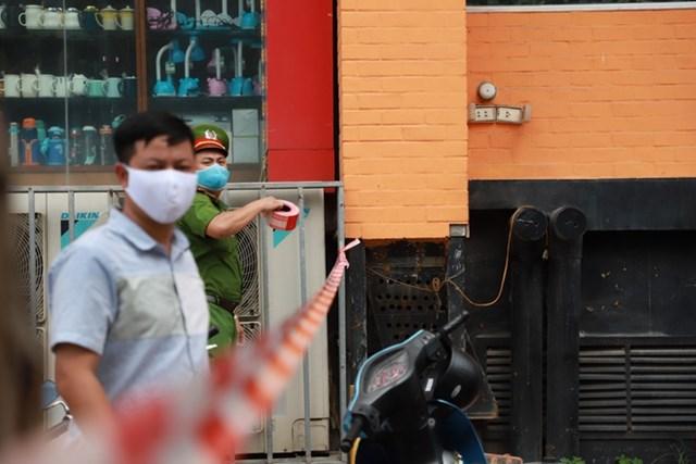113/115 người F1 tại Hà Nội đã âm tính với Covid-19. Ảnh:Hồng Quang.