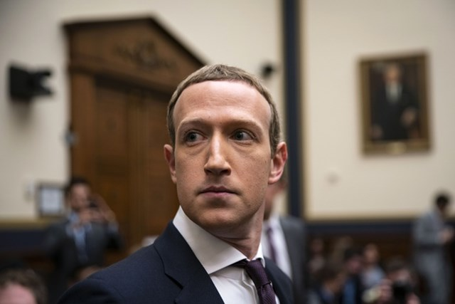 Cổ phiếu của Facebook đã tăng 6,49% trong phiên giao dịch vừa qua. Ảnh:Fortune.
