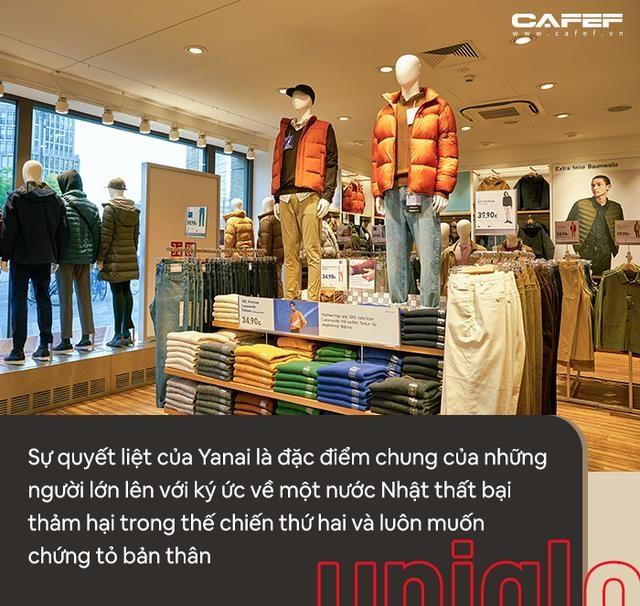 """""""Hợp chủng quốc"""" Uniqlo và triết lý kinh doanh thời trang nhanh dị biệt của Yanai Tadashi - Ảnh 2"""
