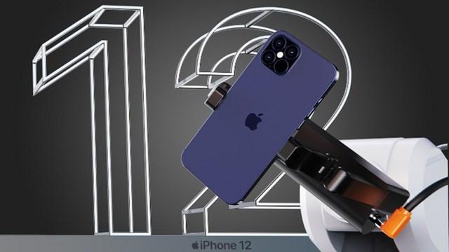"""Hàng """"nóng"""" iPhone 12 được các tín đồ công nghệ trông chờ."""