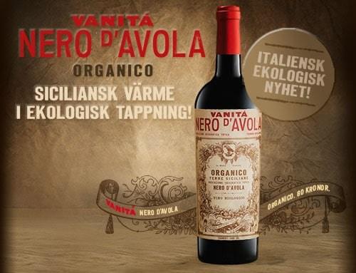 Rượu vang Nero d'Avola là niềm tự hào của Sicily