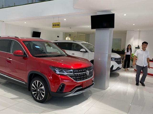 Ôtô Trung Quốc được tiêu thụ ngày càng nhiều tại Việt Nam