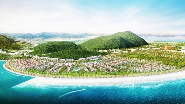 Phối cảnh dự án Sungrand City