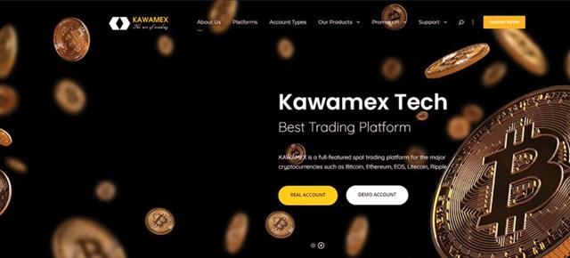 Sàn ngoại hối Kawamex bị tố cáo ôm lệnh, lừa đảo, chiếm đoạt tiền của nhàđầu tư